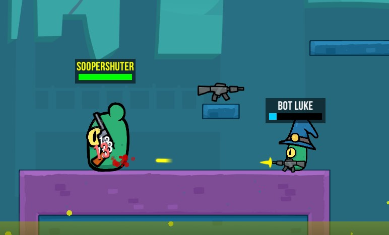 ShooterPals Endless .io Gameplay