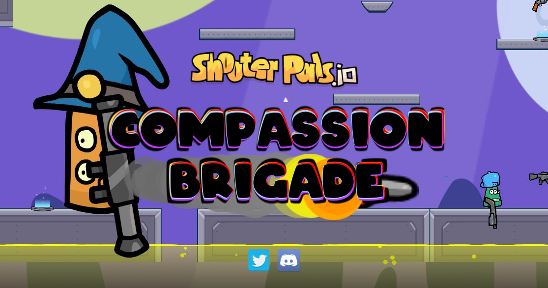ShooterPals NFT Game - Compassion Brigade Early Adopters